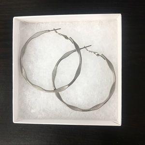 Jewelry - Fashion hoop earrings
